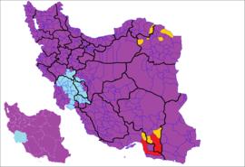 Élection présidentielle iranienne de 2013