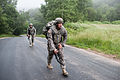 2013 US Army Reserve Best Warrior Competiton, 10km Ruck March 130626-A-XN107-441.jpg