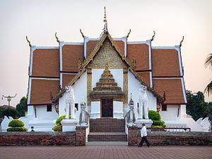 Nan Province - Wat Phumin, Nan