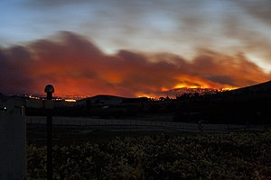 2012–13 Australian bushfire season - Fires in Tasmania 2013