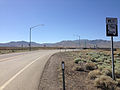 2014-06-12 09 54 26 First reassurance sign along westbound Nevada State Route 794 (East Winnemucca Boulevard) in Winnemucca, Nevada.JPG