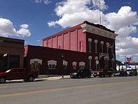 2014-09-09 13 11 16 The Eureka County Court House on U.S. Route 50 in Eureka, Nevada.JPG