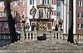 2014 Kłodzko, kolumna maryjna 05.jpg