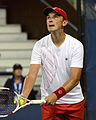2014 US Open (Tennis) - Qualifying Rounds - Andreas Beck (14871262970).jpg