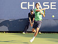 2014 US Open (Tennis) - Qualifying Rounds - James Ward (14849113919).jpg
