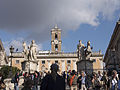 2014 equestrian-statue-of-marcus-aurelius-1-arrival-to-plaza ore-e-ref cool1 gh3-raw xxx e-1-a trans-horse pho.jpg