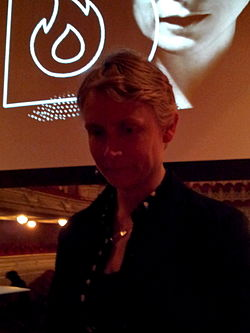 2015-03-15 An evening with Katie Mitchell, Amsterdam Stadsschouwburg3.jpg