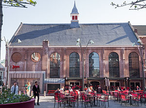 Jopen - The Jopen brewery is housed in a former church in Haarlem