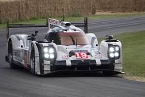 2015 FIA World Endurance Championship - Porsche won the Manufacturers Championship with its 919 Hybrid entries