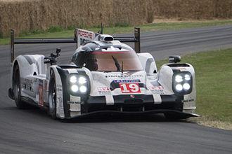 2015 24 Hours of Le Mans - Porsche Team No. 19 Porsche 919 Hybrid, Winner of the 2015 24 Hours of Le Mans