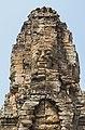 2016 Angkor, Angkor Thom, Bajon (23).jpg