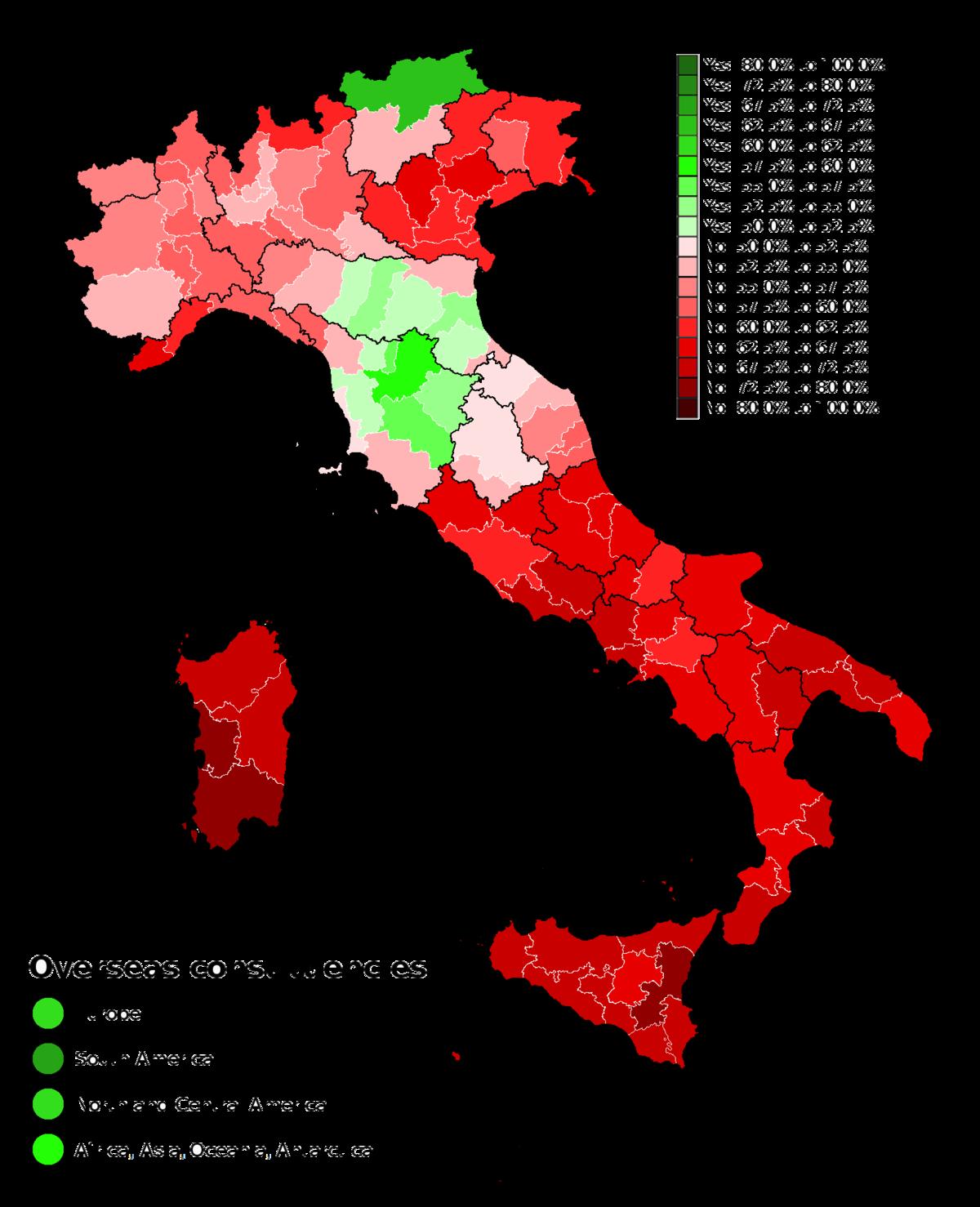 italian constitutional referendum 2016 wikipedia. Black Bedroom Furniture Sets. Home Design Ideas