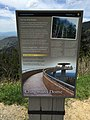 2017-05-17 13 49 16 Sign describing Clingmans Dome at the bottom of the Clingmans Dome Trail in Great Smoky Mountains National Park, within Swain County, North Carolina.jpg