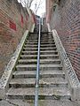 2017-Woolwich, stairs Nightingale Vale 2.jpg