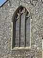 2018-04-20 Window, Parish church of Saint Mary the Virgin, Northrepps, Cromer (2).JPG