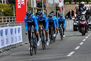 20180922 UCI Road World Championships Innsbruck Team Movistar 850 6725.jpg