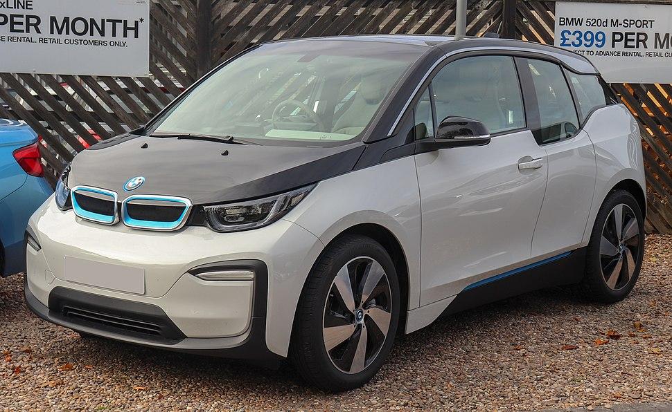 2018 BMW i3 facelift (1)
