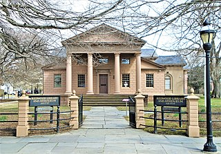 Redwood Library and Athenaeum Subscription library in Newport, Rhode Island, United States