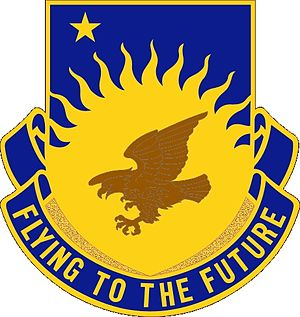 77th Aviation Brigade (United States) - Image: 207 Avn Rgt DUI