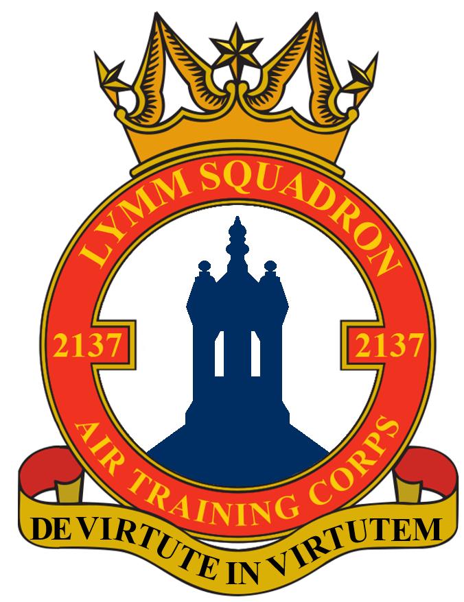 2137 (Lymm) Squadron Badge