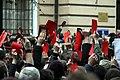 25. výročí Sametové revoluce na Albertově v Praze 2014 (42).JPG
