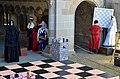 25 Jahre Gesellschaft zu Fraumünster - Mittelalter-Spectaculum - Münsterhof 2014-05-23 13-39-00.JPG