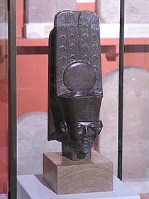 25th Dynasty head of Amun.JPG