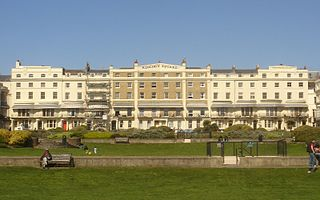 Grade II* listed buildings in Brighton and Hove Wikimedia list article