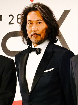 Kōji Yakusho - Yakusho Koji at the 26th Tokyo International Film Festival