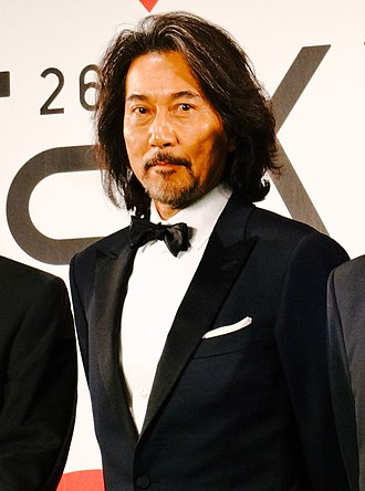 Kōji Yakusho - Yakusho Koji at the 26th Tokyo International Film Festival