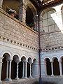 2e cloitre Abbaye de Subiaco.JPG
