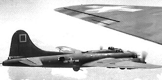 32d Air Refueling Squadron - Fully bombed up, B-17F 42-5145 the 32d Bomb Squadron was photographed en route to Viterbo Airfield, Italy on 29 July 1943. Assigned to the group seven months earlier, this aircraft had completed 62 missions by the time It was transferred on to the 86th BS/2 BG in Nowernber 1943.Having passed the 100-mission mark, 42-5145 was lost on its 102nd combat sortie when It was shot down by German fighters over Fedora, Italy, on 11 March 1944. Six crewmen baled out.