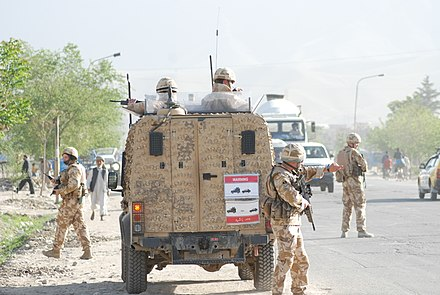 Royal Anglian Regiment in Helmand Province