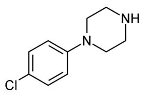 Para-Chlorophenylpiperazine - Image: 4 Chlorophenylpiperazi ne ifa