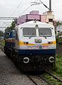 40112 WDP-4D loco of GTY shed at Sitaphalmandi 02.jpg