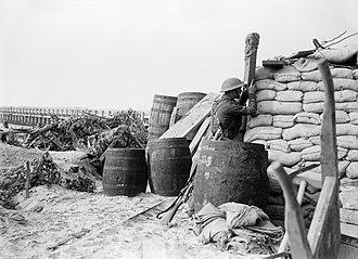 66th Division (United Kingdom) - Image: 4th East Lancs IWM Q 2877