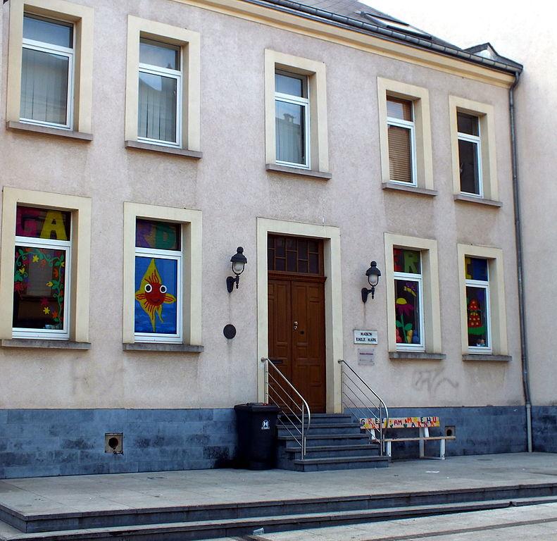File 7 avenue de la libert maison mile mark for Maison moderne luxembourg wikipedia