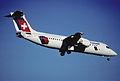 77bx - Crossair Avro RJ 100; HB-IYX@ZRH;31.10.1999 (5257317866).jpg