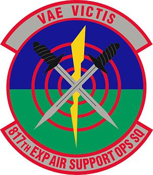 817th Expeditionary Air Support Operations Squadron - Image: 817th Expeditionary Air Support Operations Squadron