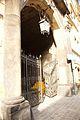 8693 Synagoga Pod Białym Bocianem. Brama na dziedziniec. Foto Barbara Maliszewska.jpg