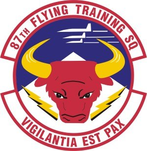 87th Flying Training Squadron - Image: 87th Flying Training Squadron