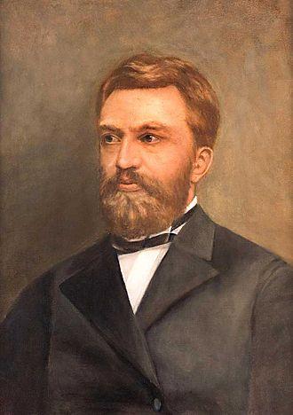 Anthony Modderman - Portrait by Odilia Theodora Suffrida de Vos tot Nederveen Cappel.
