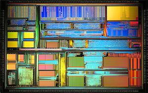 AMD K5 - AMD K5 PR75 (SSA/5) die shot