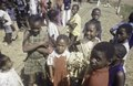 ASC Leiden - F. van der Kraaij Collection - 01 - 034 - A group of boys and girls alongside Tubman Boulevard - Monrovia, Old Road, Montserrado County, Liberia, 1977.tiff