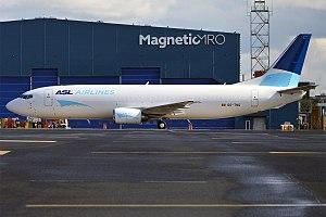 ASL Airlines Belgium - ASL Airlines Belgium Boeing 737-400F