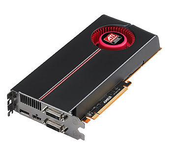 English: The ATI Radeon™ HD 5850 Graphics Card...