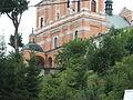 A 187 Zespół klasztorny bernardynów, obecnie kościół i szpital psychiatryczny 2.JPG