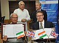 A Memorandum of Understanding (MoU) signed between the University Grants Commission (UGC) and the British Council (UKIERI).jpg