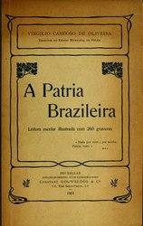 Virgílio Cardoso de Oliveira: português do Brasil: A Patria Brazileira