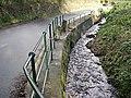 A Roadside Stream - geograph.org.uk - 374920.jpg